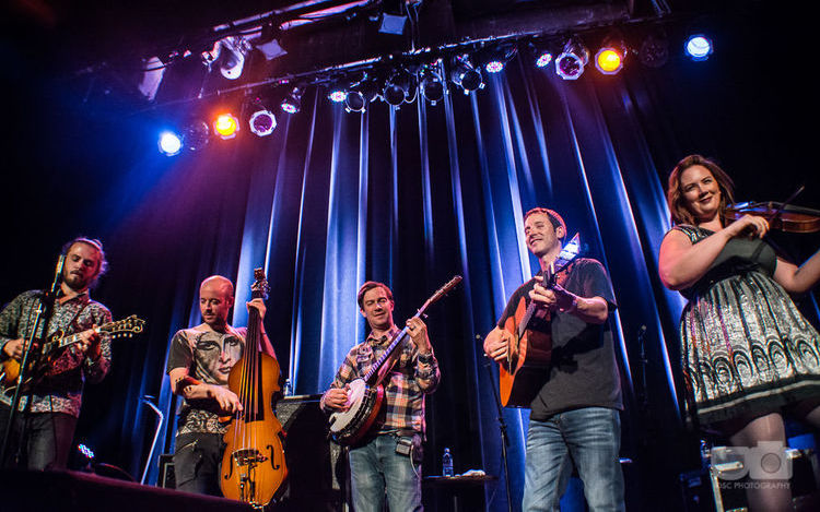 Yonder Mountain String Band to perform at Keith-Albee