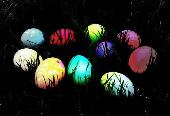 Fayettevillians plant to host a nightime hunt for glow-in-the dark Easter eggs March 24, 2018.