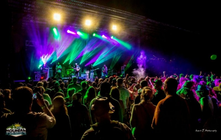 Mountain Music Festival adds rafting, zip-lining options