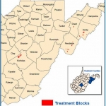 Proposed Gypsy Moth Treatment Areas 2018