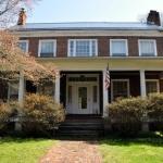 Harmony Hill, a residence at Pratt, West Virginia