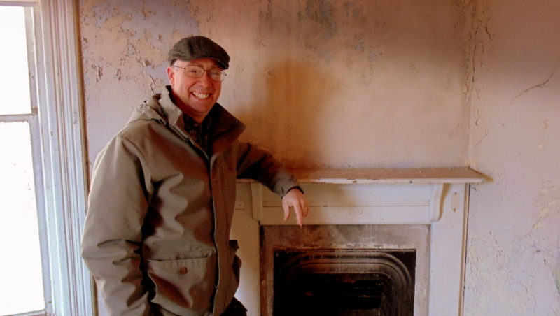 Ben Morgan visits a historic W.Va. property