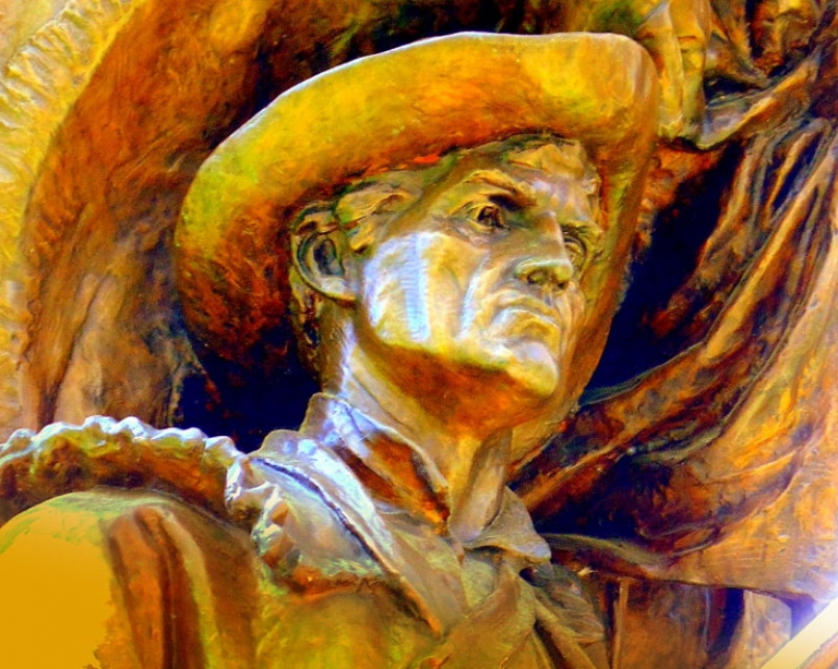 Memory of the mountaineer lives on at W.Va. capitol statue