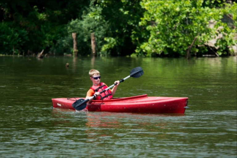Parks celebrate Canoe Day; Beech Fork offers group paddle