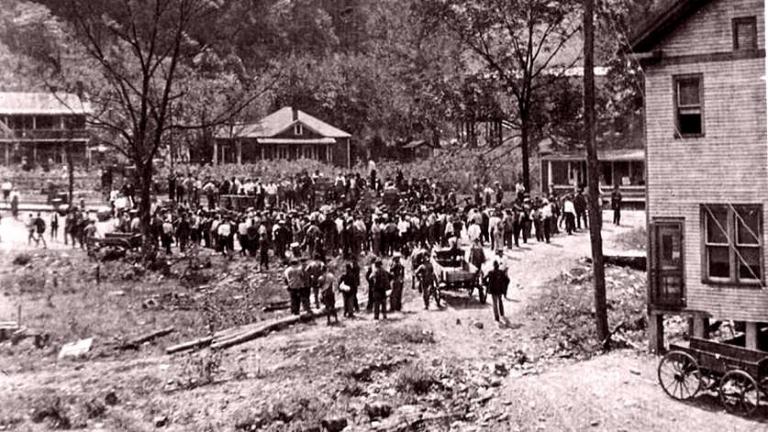 Blair Mountain battlefield returned to National Register