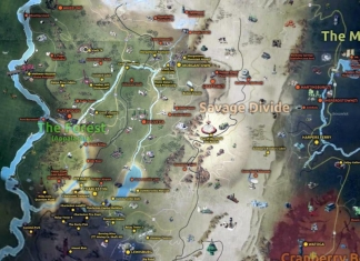 Fans of Fallout have created a map of West Virginia based on hints about the soon-to-be released video game.