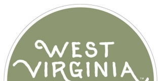 """The West Virginia Tourism Office's 2018 campaign for the state's birthday features """"Almost Heaven"""" stickers to be featured in social media posts."""