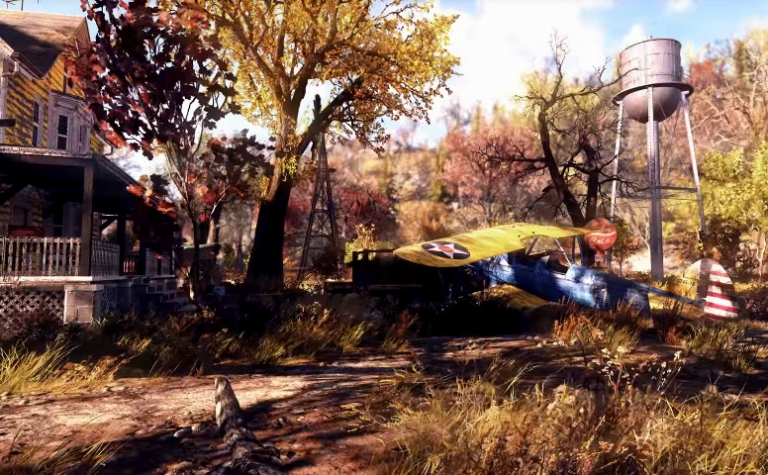 Writers track real W.Va. locations that appear in Fallout 76 map
