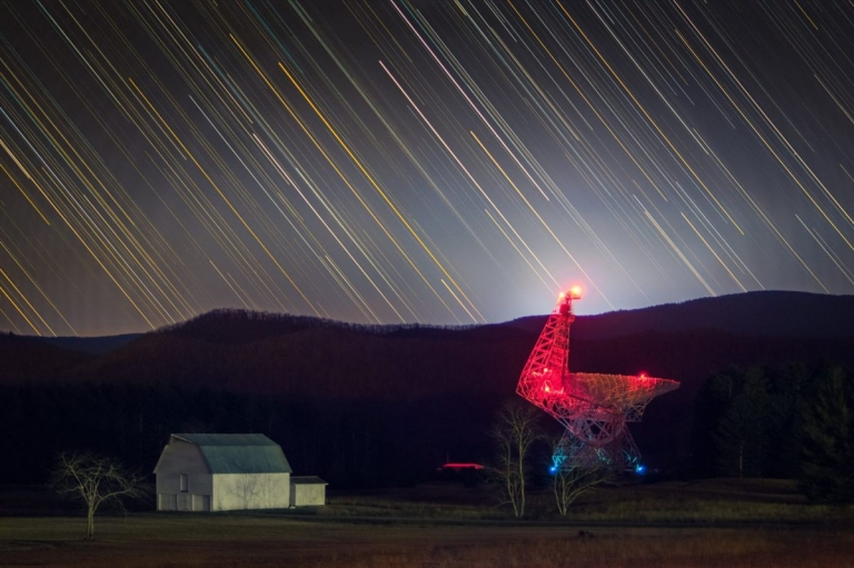 Signals from space: WVU develops AI to detect radio bursts