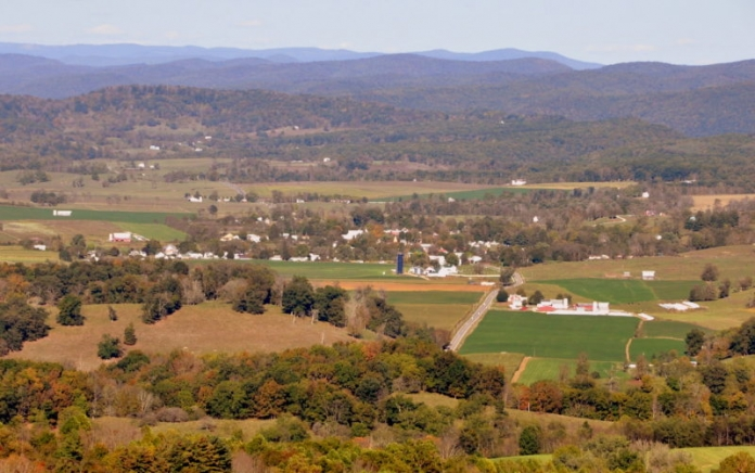 Hilllsboro, WV, is located in the Little Levels of the Greenbrier Valley in southern Pocahontas County.