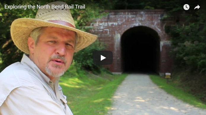 Video: Tunnels on North Bend trail offer cool respite in summer