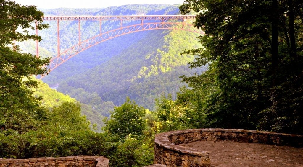 West Virginia is often rated one of the safest U.S. states in which to travel and vacation.