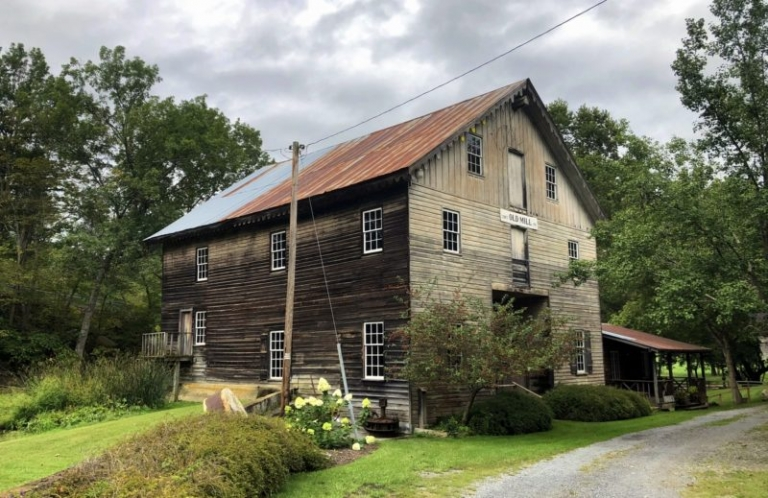 Cook's Old Mill centerpiece of a historic landscape