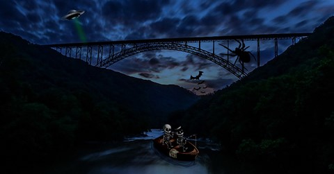 WVGhosts.com launches 2018 Halloween attractions directory