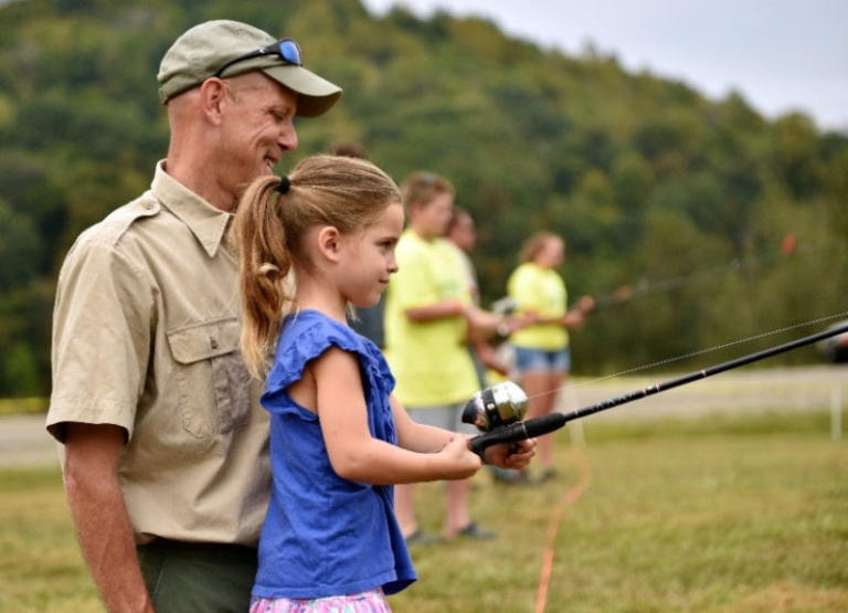 Hunting and Fishing Days set Sept. 21-22 at Stonewall Jackson