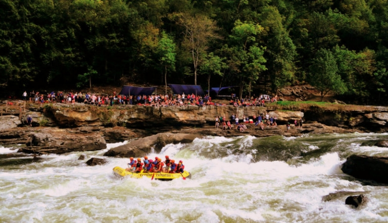Indian Summer on Gauley to enhance 50th year of W.Va. rafting