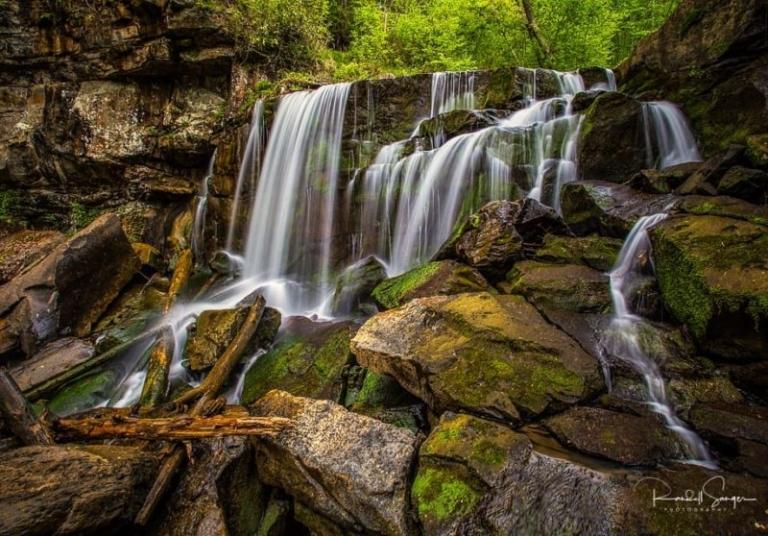 Slide Show: 11 must-see waterfalls in West Virginia