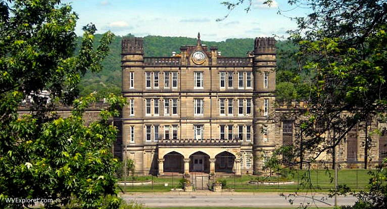 Spooky any time of year, the old West Virginia State Penitentiary becomes one of the top destinations for Halloween in West Virginia.