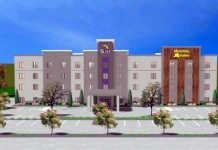 A new extended-stay hotel being built in the Teays Valley between Huntington and Charleston is a harbinger of increasing travel growth along the interstate corridor there, according to its owners and travel-industry officials.