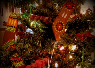 """It's beginning to look like Christmas at the Blennerhassett Museum of Regional History in Parkersburg, with the annual """"Trees of Our Heritage"""" display underway through Dec. 23, 2018."""