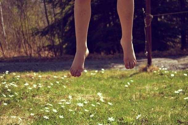 Bizarre tale of the woman whose feet never touched the ground