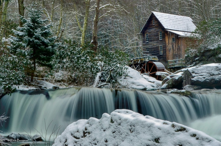 Explore winter in West Virginia with Rick Burgess: Part 2