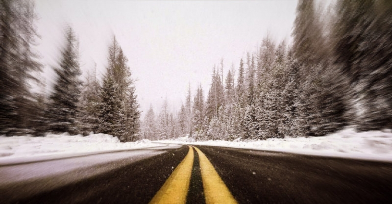 Winter motorcycle trips in W.Va. exhilarating, require planning