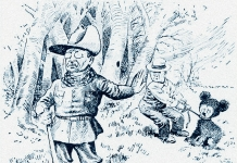 This 1902 political cartoon in The Washington Post spawned the teddy bear name.