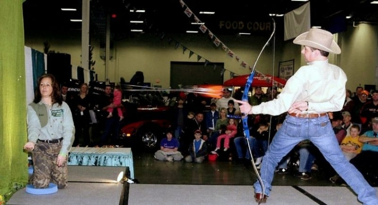 Addington headlines W.Va. Hunting and Fishing Show Jan. 25-27