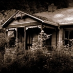 Houses that would appear to be haunted are common across West Virginia.