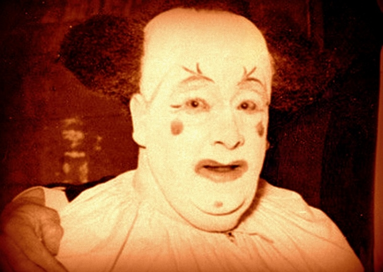 Did a clown help relocate West Virginia's capital to Charleston?