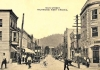Richwood, West Virginia (WV) in 1910 was the center of a booming timber industry.