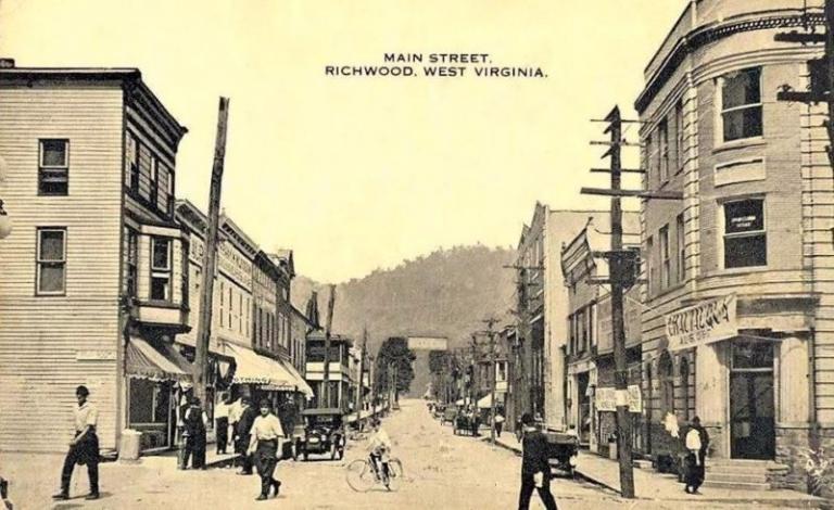 Bizzare 'Wild West' massacre erupted in Cowen in 1905