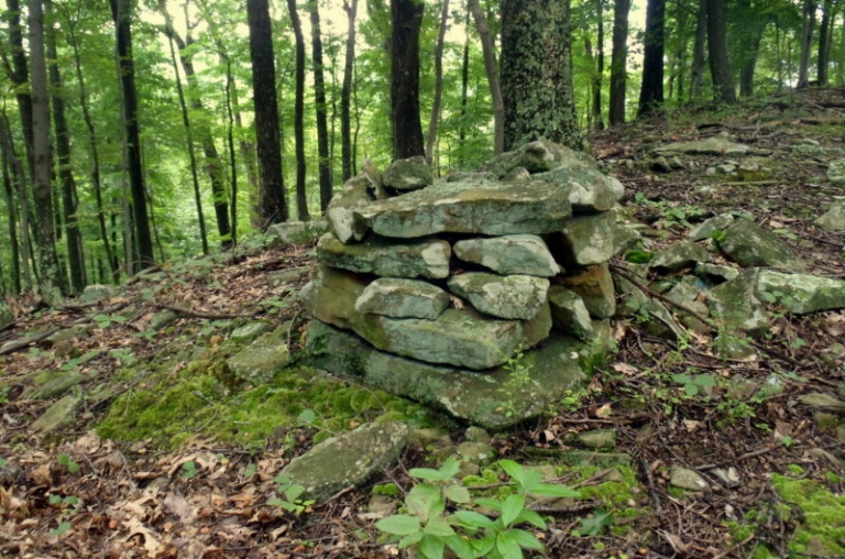 Some mysterious W.Va. rock features may have sacred origins