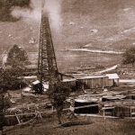 Copley Farm Oil Well