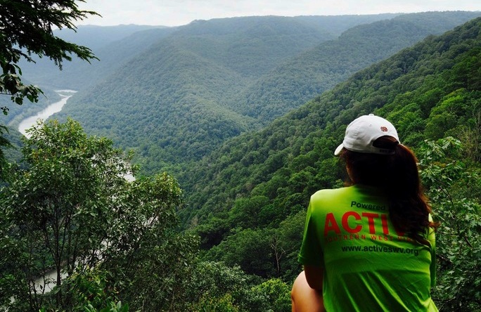 Women's empowerment hike set March 30 in New River Gorge