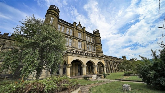 The Old West Virginia Penitentiary at Moundsville now welcomes tourists. Photo courtesy David Gear.