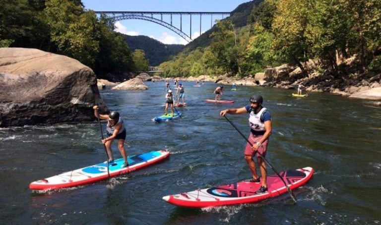Help build guide to booming West Virginia paddling events