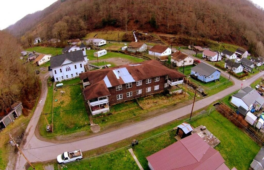 Helen, West Virginia, has been found eligible for the National Register of Historic Places.
