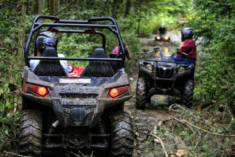 ATV touring company opens on New River Gorge near Oak Hill