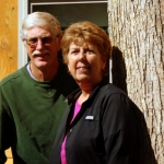 Paul and Jennifer Breuer have completed a second treehouse, one of 20 cabin rentals at Country Road Cabins.