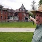 Sibray visits Tyler County Historic Landmark