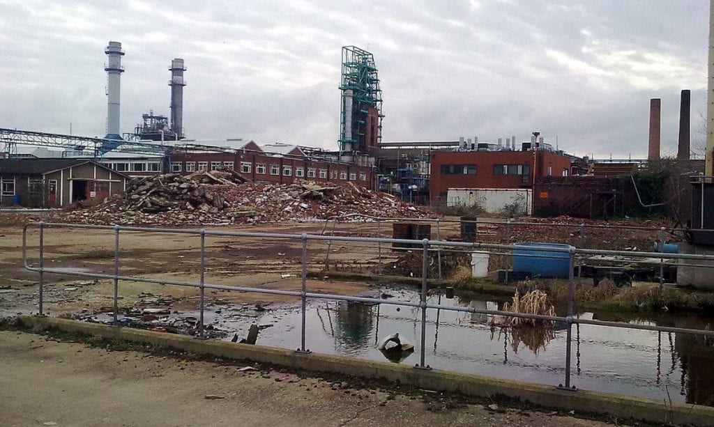 No longer industrially viable, West Virginia brownfield sites are eligible for assistance.