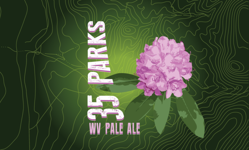 Greenbrier Valley Brewing Co. will launch its 35 Parks West Virginia Pale Ale at Pipestem Resort State Park.