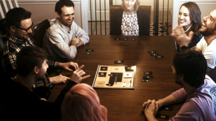 """It's my belief that board games bring people together,"
