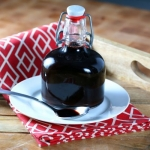 Elderberry Syrup, a West Virginia remedy ready for cold and flu.