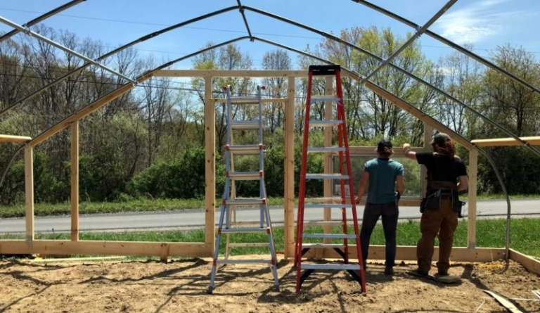 Fayette County to unveil region's first community farm