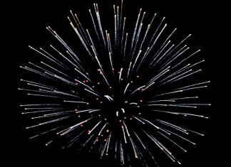 Fireworks displays in West Virginia are extremely popular.