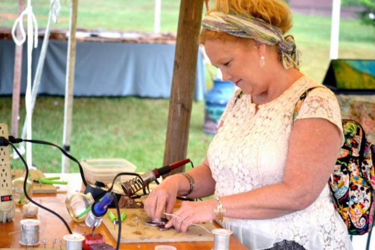 Epic W.Va. art and craft fair at Ripley returns to July 4 weekend