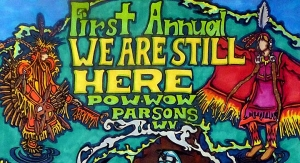 Powwow at Parsons WV